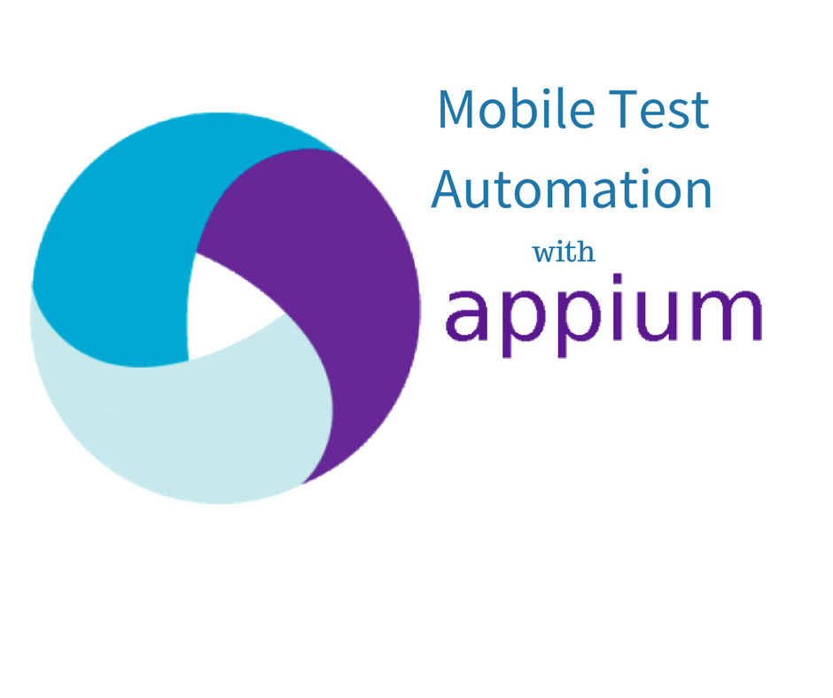 appium training, appium testing training, appium testing course, appium training toronto, online appium training