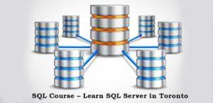 SQL service training Toronto