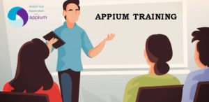 Online Appium Course in Mobile Testing training